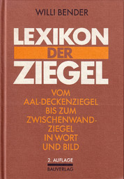 Willi Bender:Lexikon der Ziegel